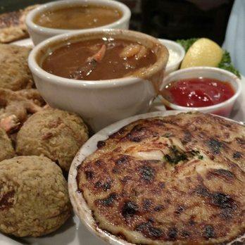 Photo Of Drusilla Seafood Restaurant Baton Rouge La United States Crab Platter