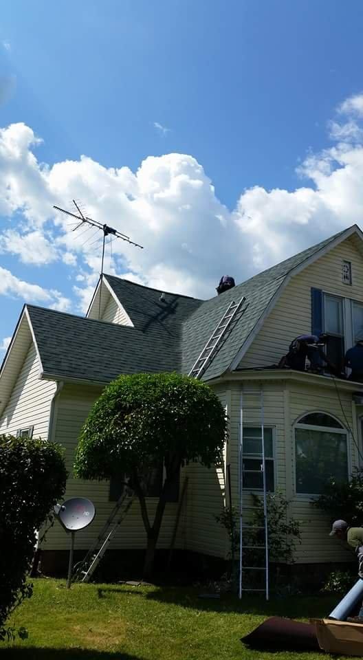 Clark's Starightline Roofing & Gutter Corp: 2368 E Main St, Lancaster, OH