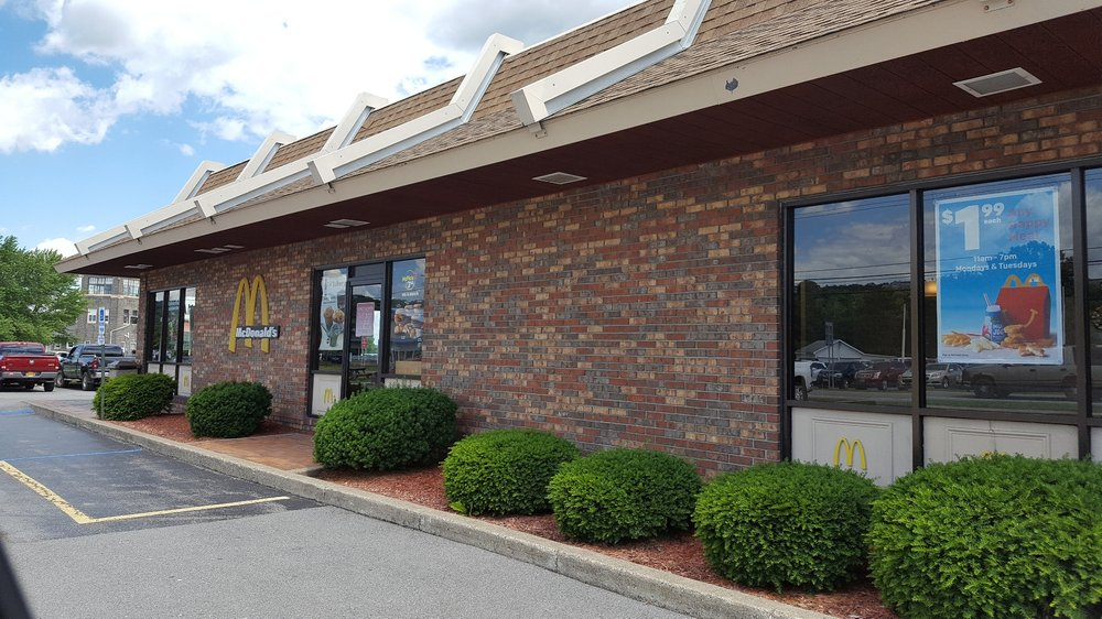 McDonald's: 53 Maple St, Dansville, NY