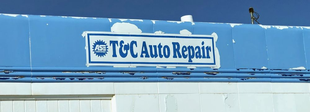 T & C Auto Repair: 201 US Highway 60, Mountainair, NM