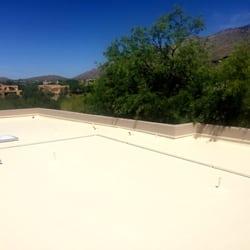 Photo Of Wampler Roof Coatings   Tucson, AZ, United States. Wampler Roof  Coatings