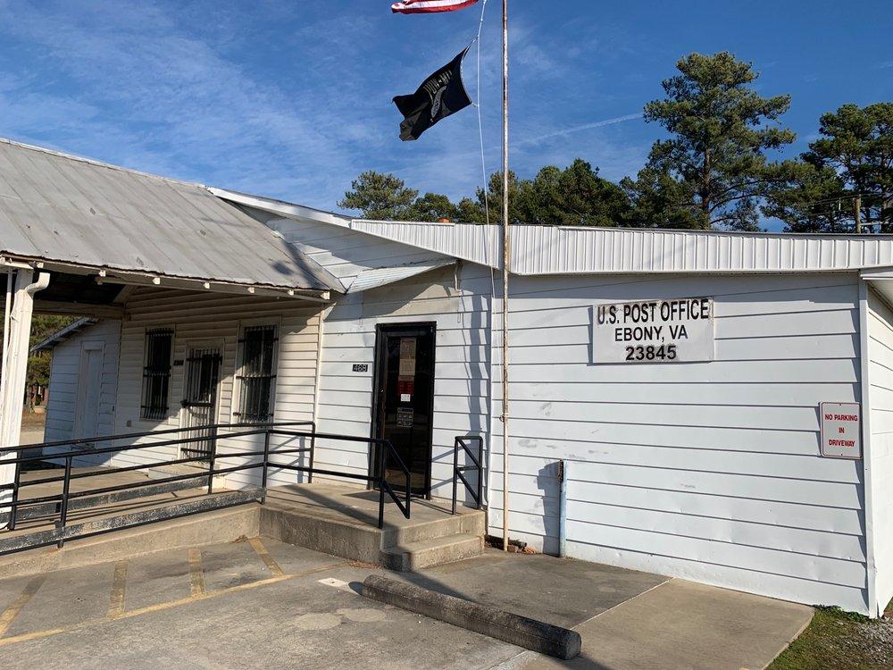 U S Post Office: 468 Robinson Ferry Rd, Ebony, VA
