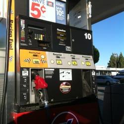 Almaden 76 and Racing Fuel - 3010 Almaden Expy, Willow Glen