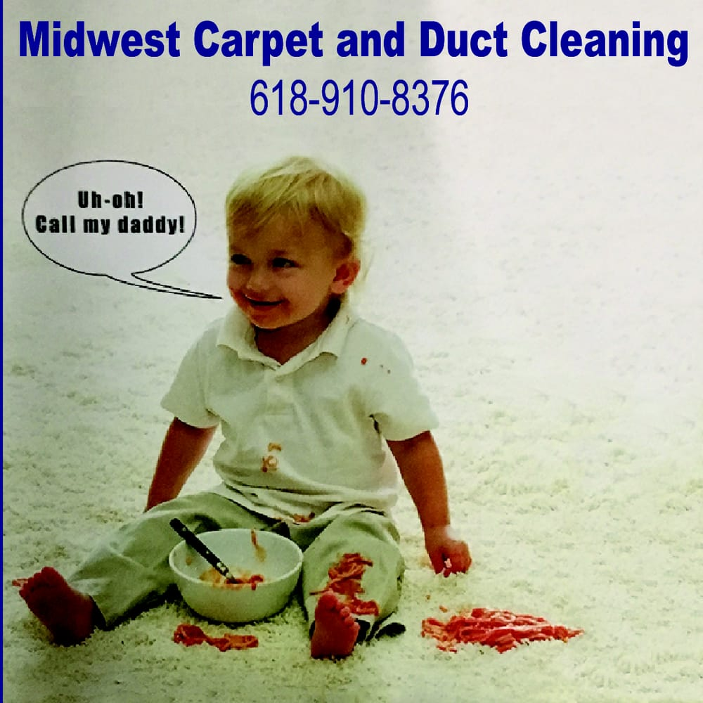 Midwest Carpet and Duct Cleaning: 1343 N 17th St, Swansea, IL