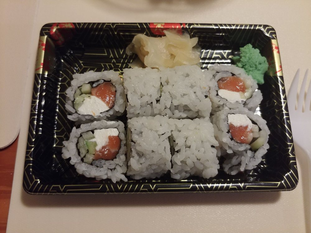 Food from Tokyo Express Hibachi and Sushi - Nicholasville