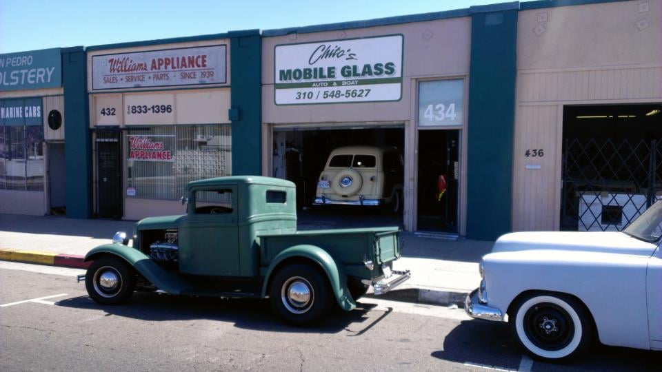 Windshield Replacement Near Me >> Chito's Mobile Glass - Auto Glass - 434 S Pacific Ave, San ...