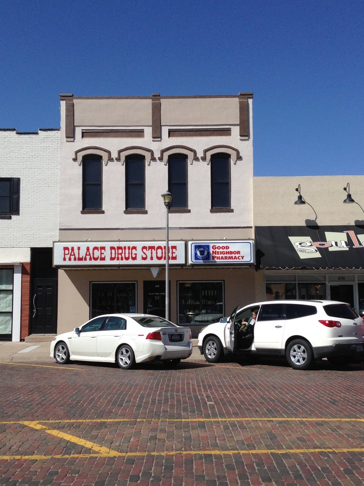 Photo of Palace Drug Store: Colby, KS