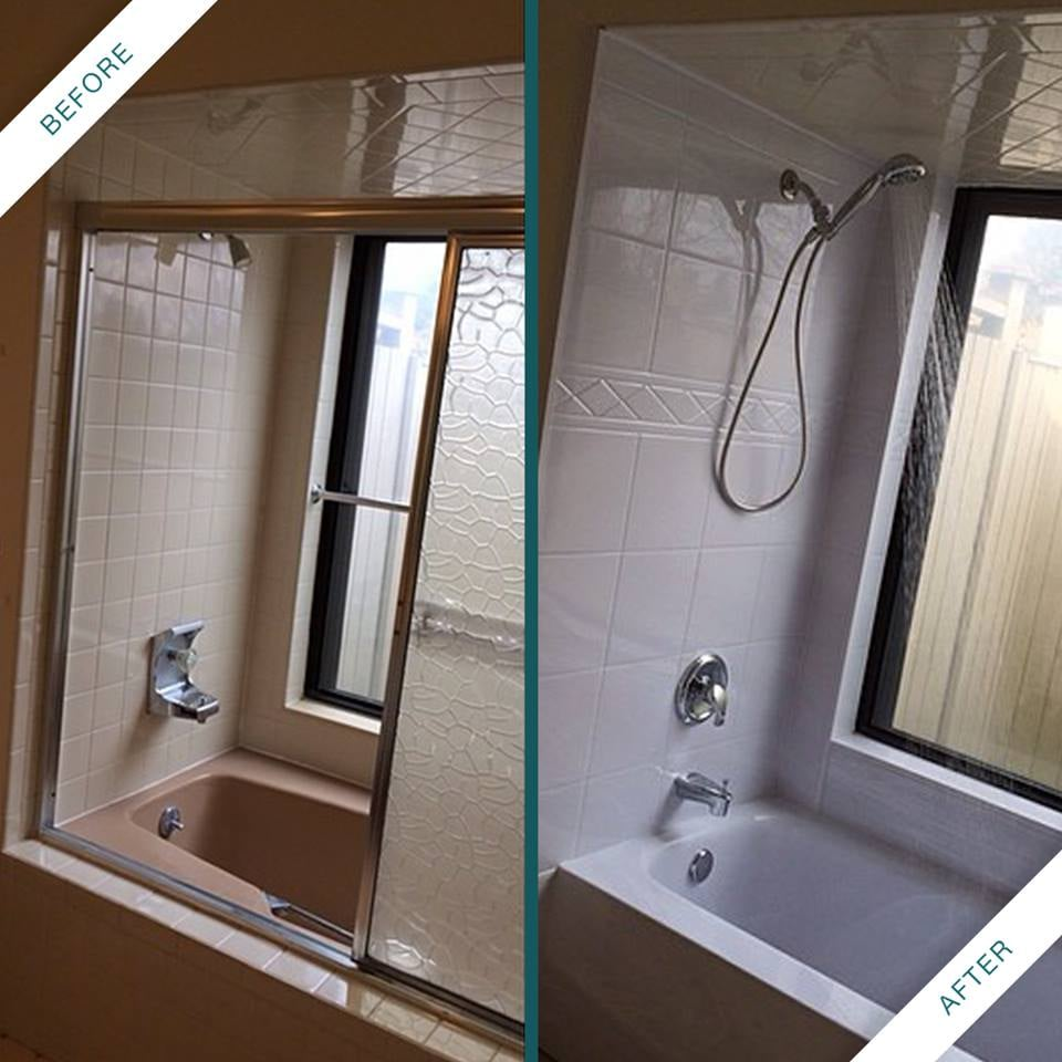 Before after yelp for Bathroom fitters near me