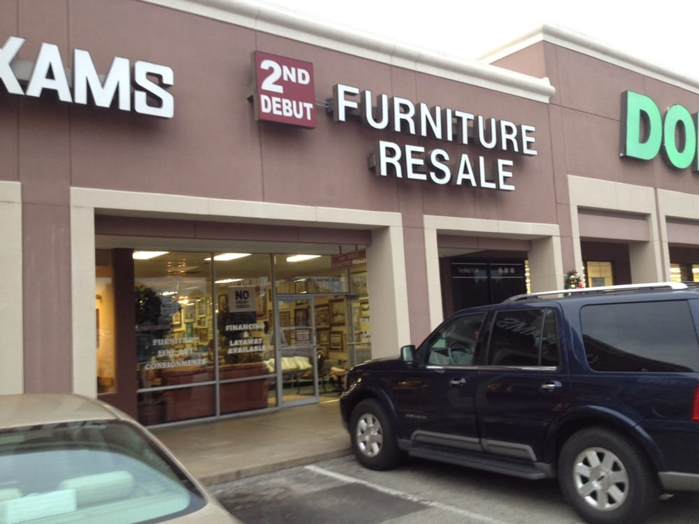 nd Debut Furniture Resale - Furniture Stores -  Westheimer
