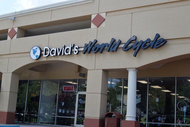 David's World Cycle