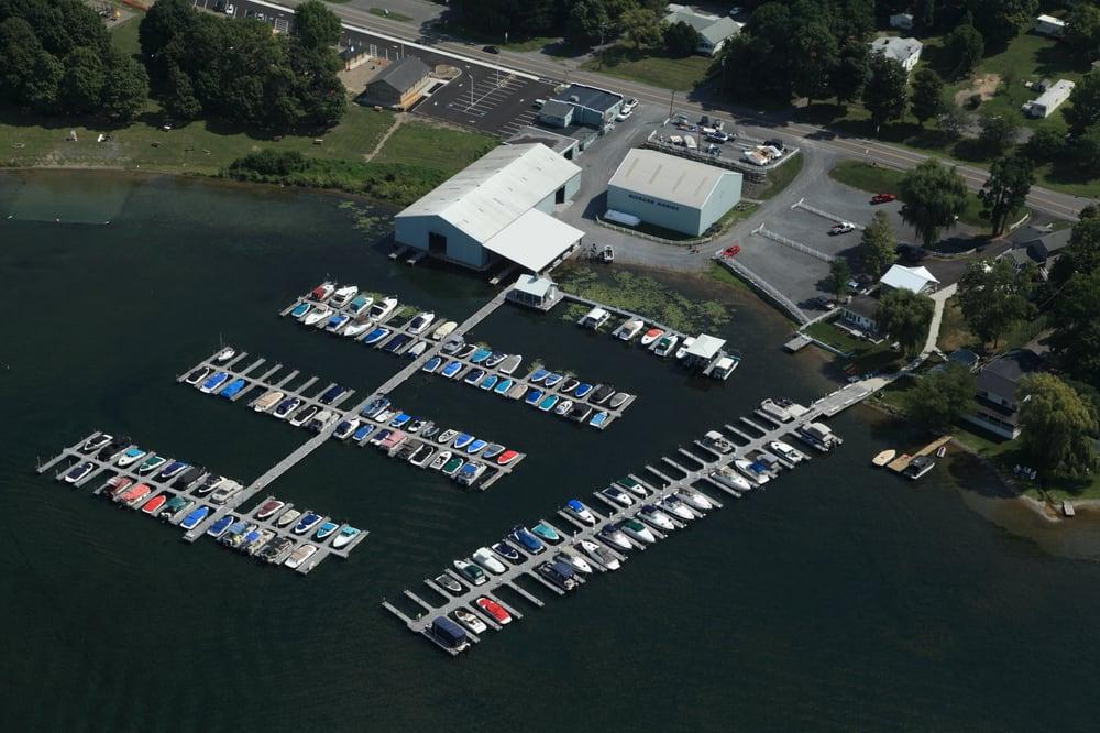 Morgan Marine: 2 Rte 54- E Lake Rd, Penn Yan, NY