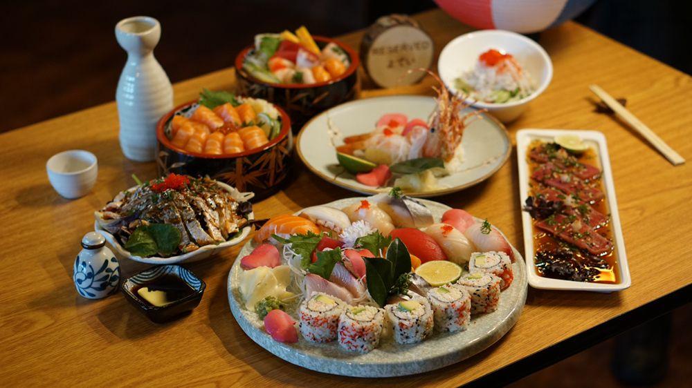 Sushi Matsu: 10561 San Pablo Ave, El Cerrito, CA