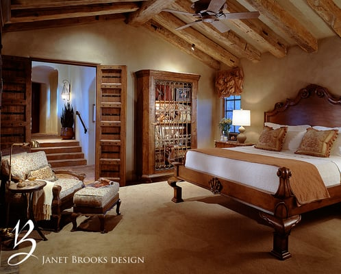 Photo of janet brooks design scottsdale az united states this sexy bedroom