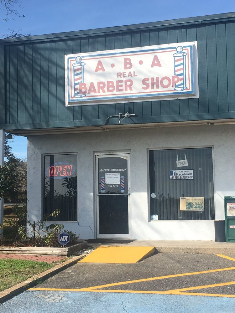 A B A Real Barber Shop: 3323 Glynn Ave, Brunswick, GA