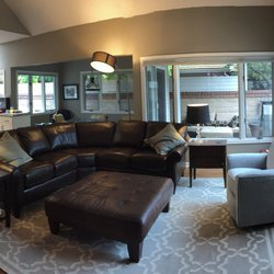 photo of key home furnishings lake oswego or united states flexsteel sectional