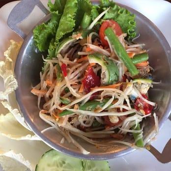 Thai Restaurants On Capitol Hill Dc