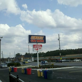Simoniz Car Wash Marietta