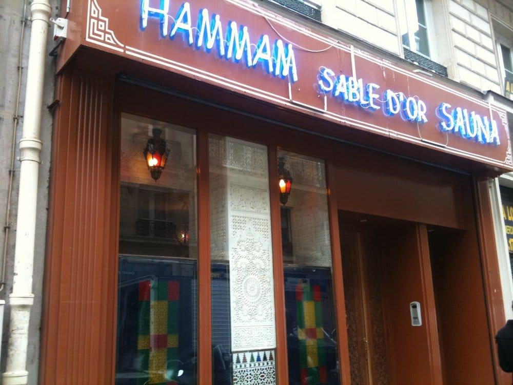 Sable d or closed massage 40 bis rue du faubourg for Rue du miroir strasbourg