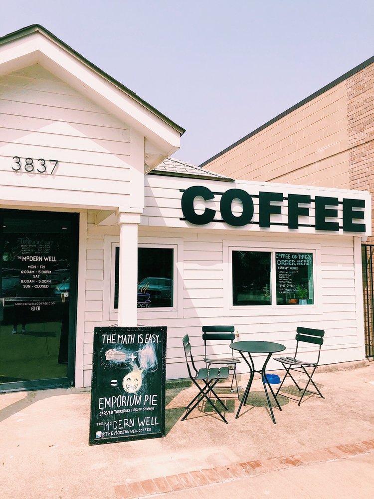 The Modern Well: 3837 Main St, Rowlett, TX