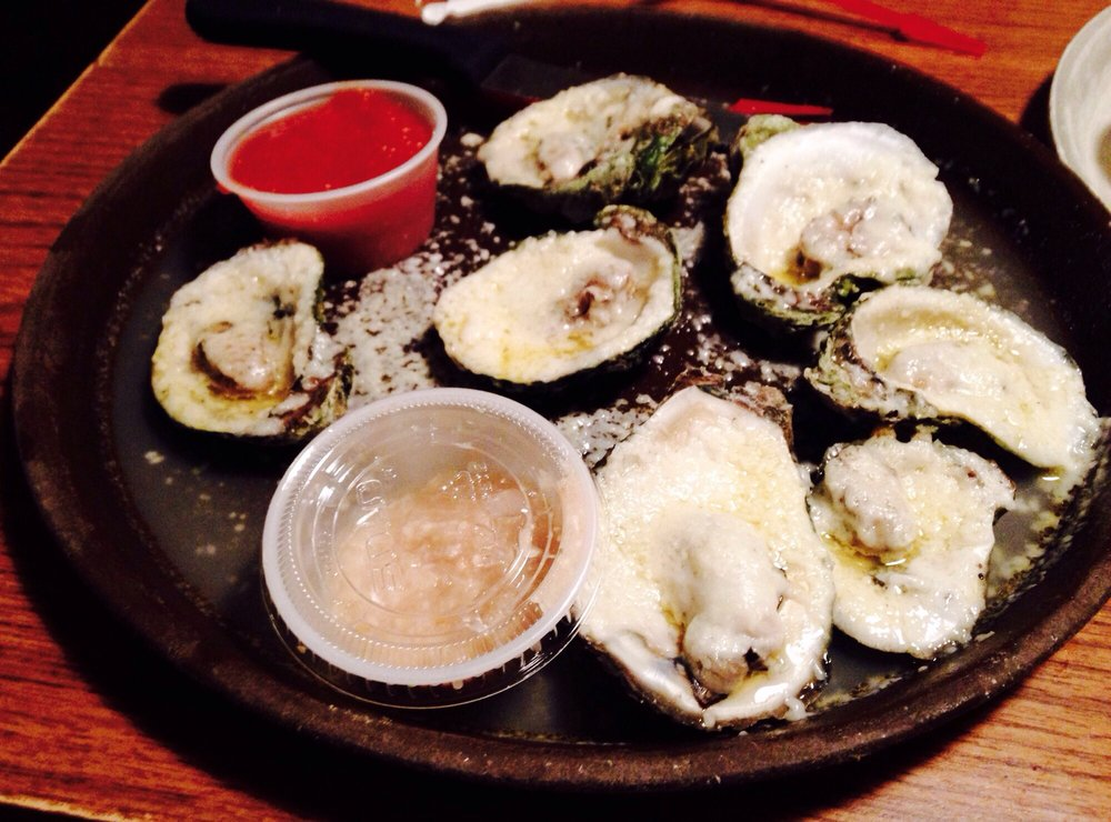 Oysters Seafood Restaurant Near Me