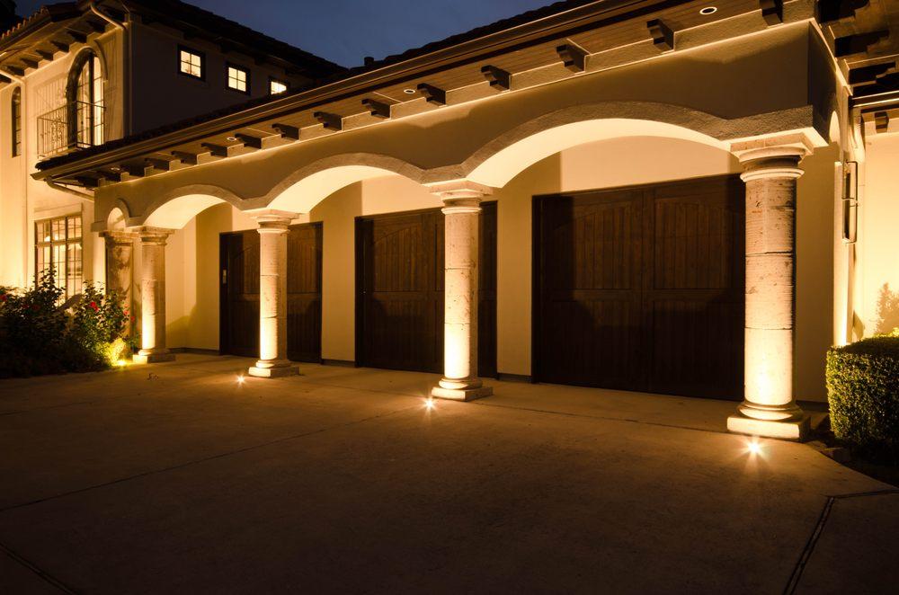 Texas Outdoor Lighting: Spicewood, TX