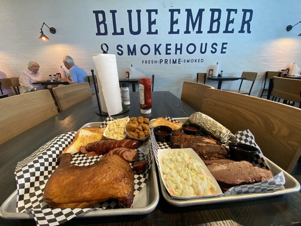 Blue Ember Smokehouse