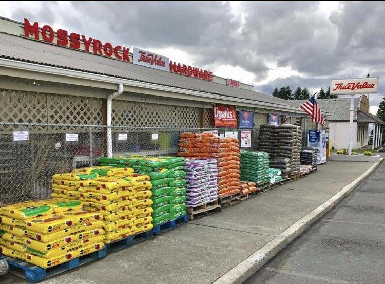 Mossyrock Hardware: 249 E State St, Mossyrock, WA