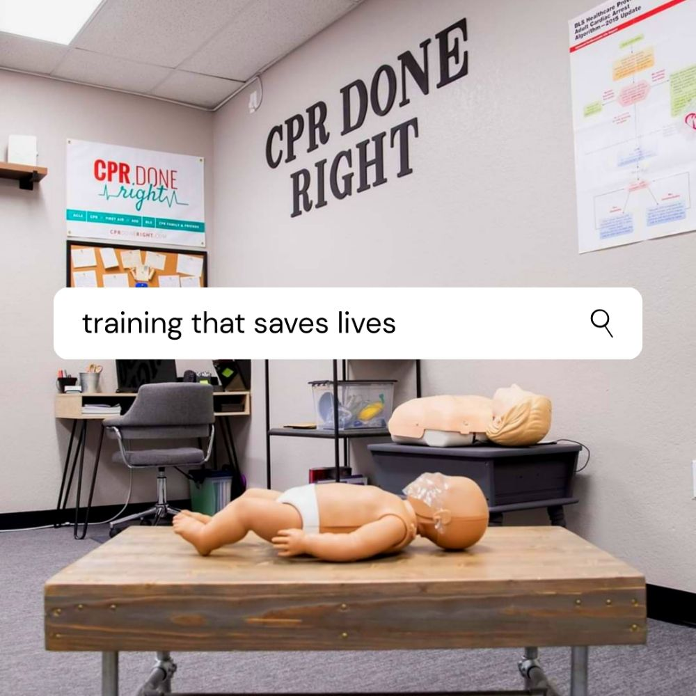 CPR Done Right: 100 Country Club Rd, Argyle, TX