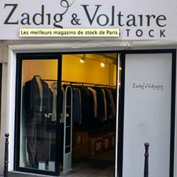destockage zadig et voltaire paris