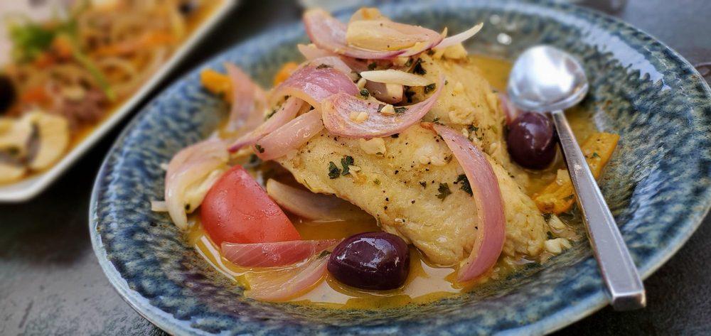 Food from Mistura