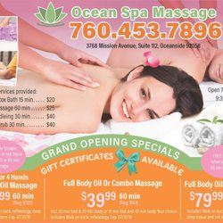 Sensual massage oceanside ca