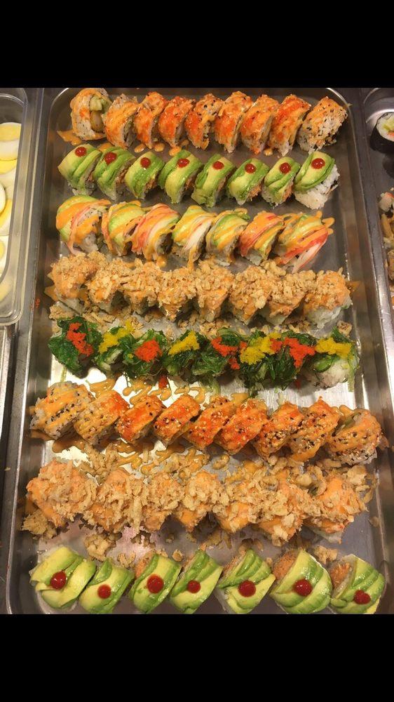 China Wok Buffet: 5795 N Market St, Shreveport, LA