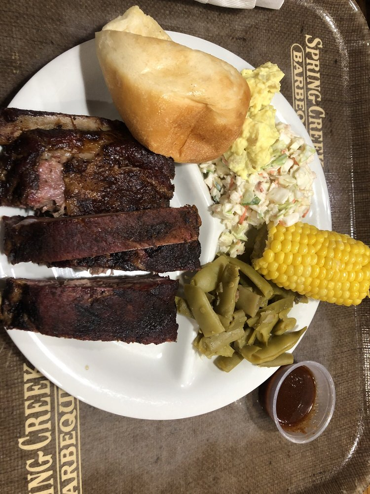 Spring Creek Barbeque: 3623 Preston Rd, Frisco, TX
