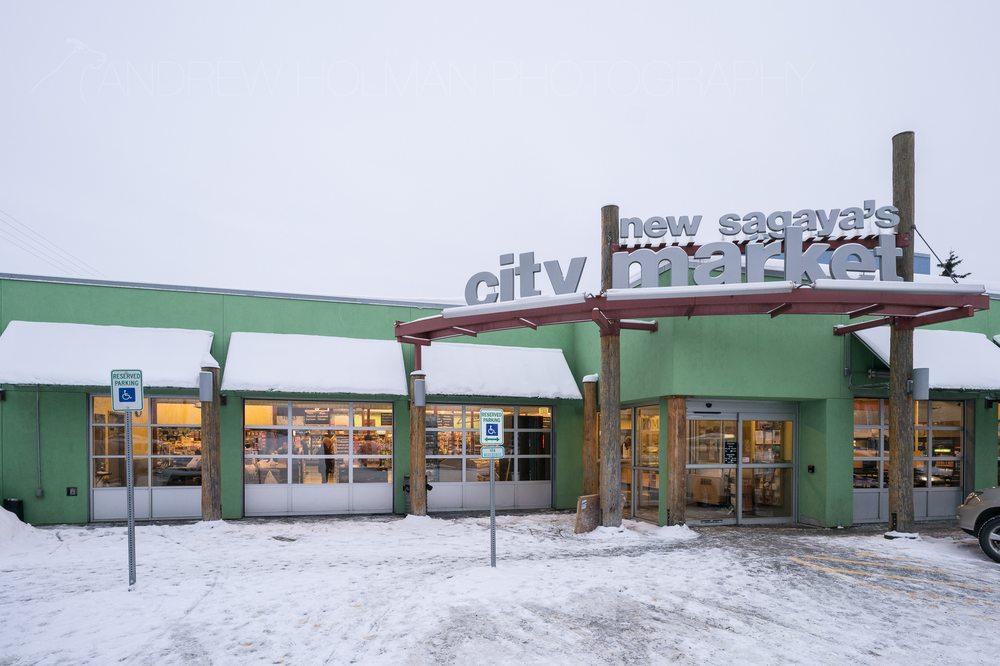 New Sagaya City Market: 900 W 13th Ave, Anchorage, AK
