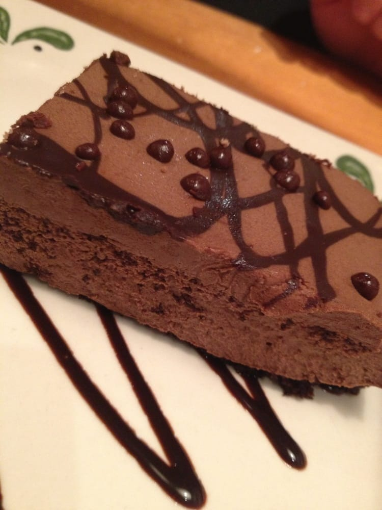 Chocolate Mousse Cake Very Rich Yelp