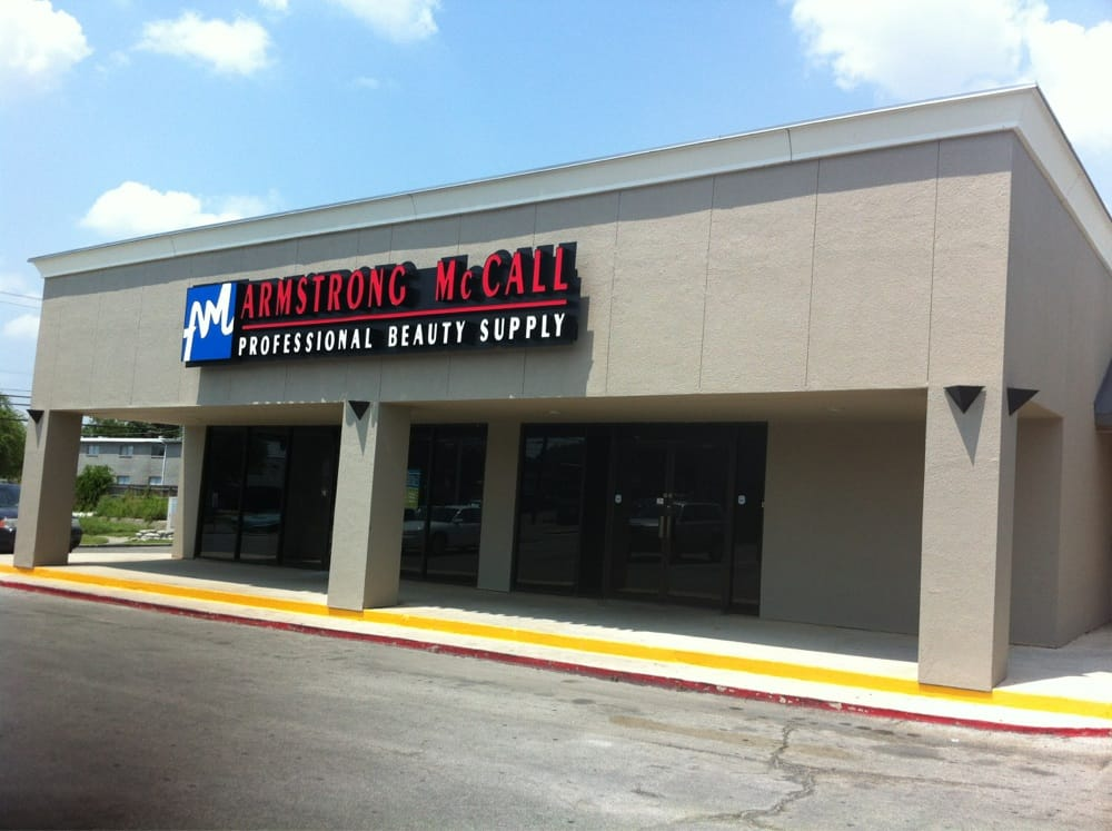Armstrong Mccall Professional Beauty Supply Cosmetics