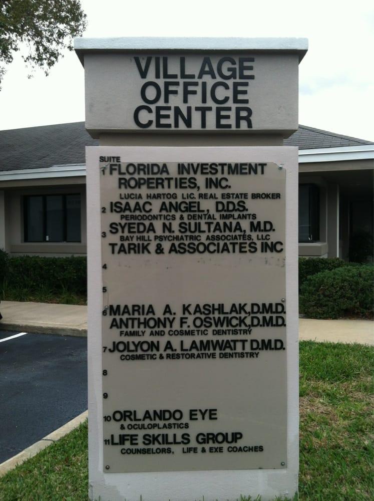 Angel Isaac, DDS: 6068 S Apopka Vineland Rd, Orlando, FL