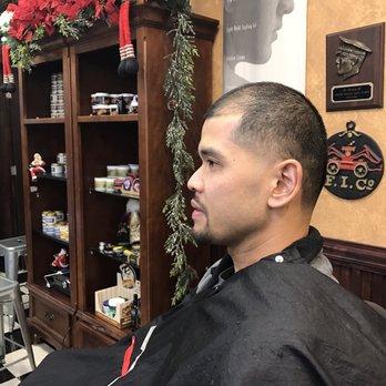 Photo Of Topperu0027s Barber Shop   Virginia Beach, VA, United States. Bald Fade