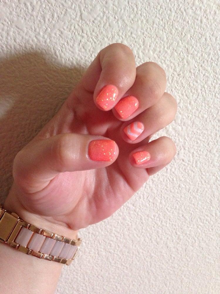 Gel mani so cuuuute yelp for 24 hour nail salon las vegas nv