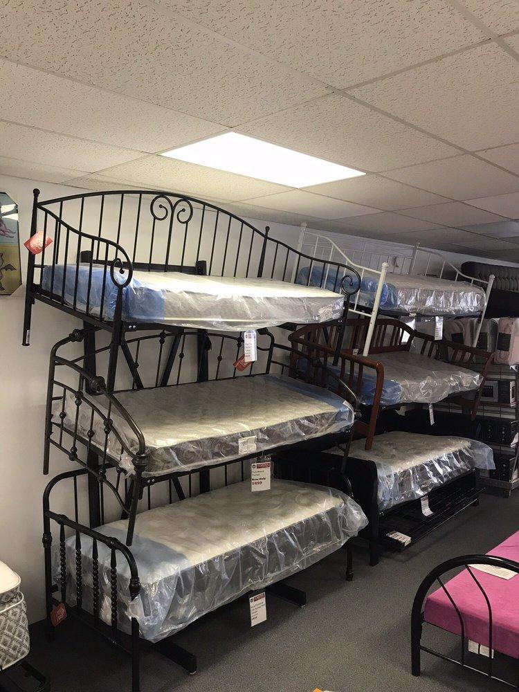 Crazy Jay's Furniture & Sleep Shop: 1026 S Oliver St, Wichita, KS