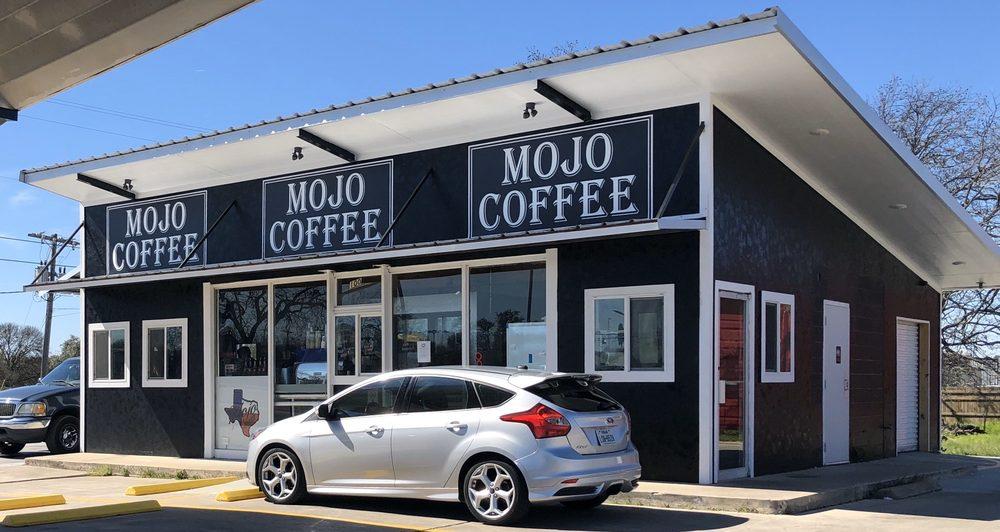 Mojo Coffee: 1008 S Key Ave, Lampasas, TX