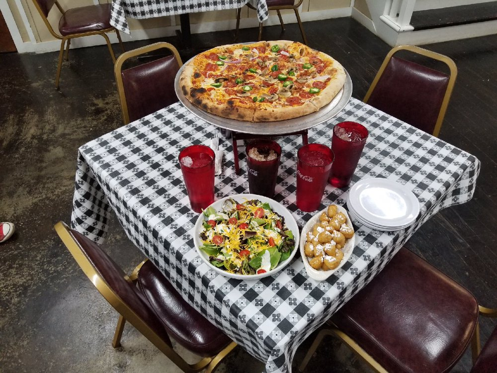 The Compass: 119 E Choctaw, McAlester, OK