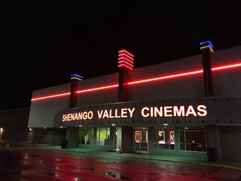 Shenango Valley Cinemas: 2996 E State St, Hermitage, PA