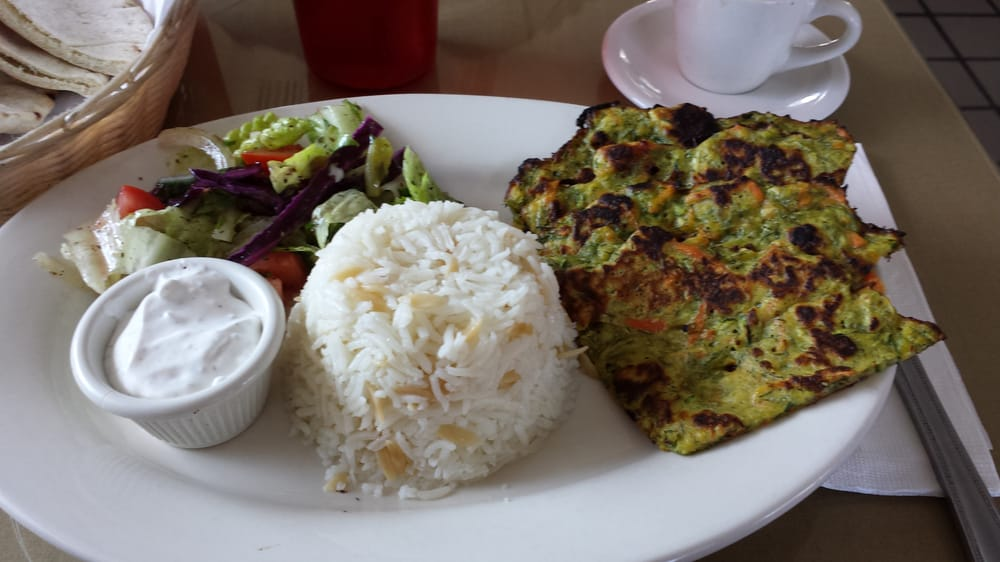 ... zucchini, carrot and dill pancakes with a fabulous dill yogurt sauce
