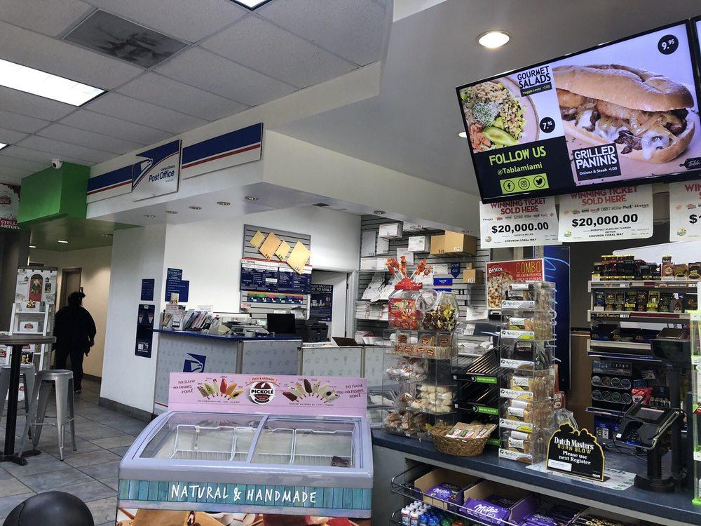 U.S. Post Office: 6901 Coral Way, Miami, FL