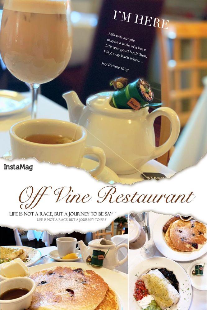 Social Spots from Off Vine Restaurant