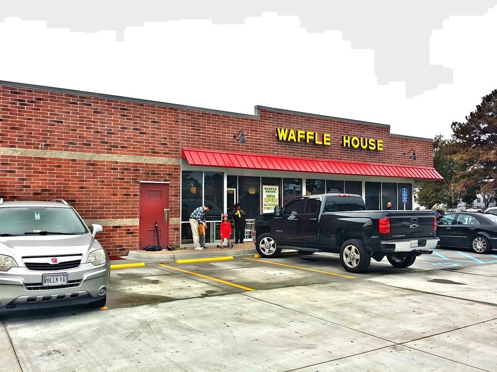 Waffle House Virginia Beach Va