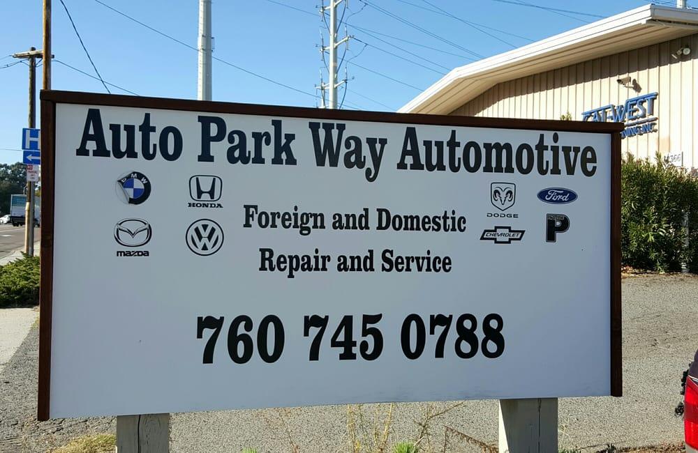 Auto Park Way Automotive