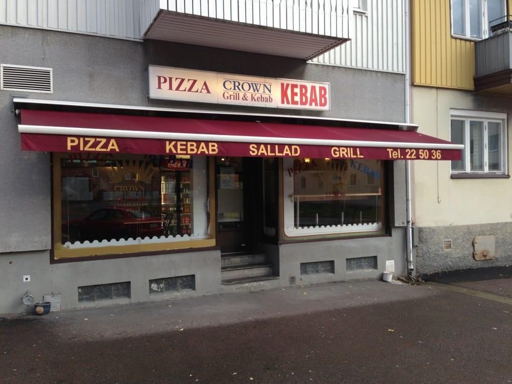Pizza & Kebab Crown