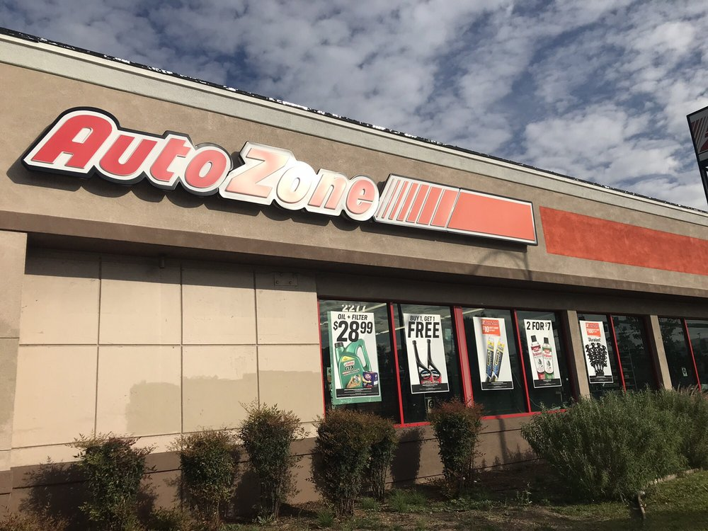 AutoZone Auto Parts: 2277 Alum Rock Rd, San Jose, CA